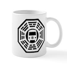 Dharma Van Small Mug