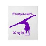 Gymnastics Blanket - Life