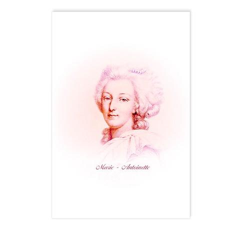 Marie-Antoinette _ Postcards (Package of 8)