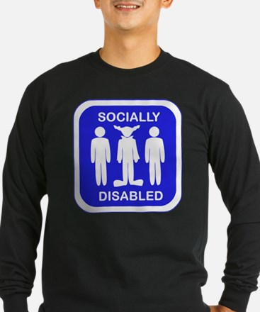 Socially Disabled T