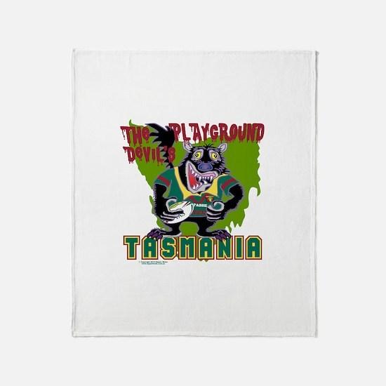 Tassie Throw Blanket