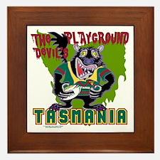 Tassie Framed Tile