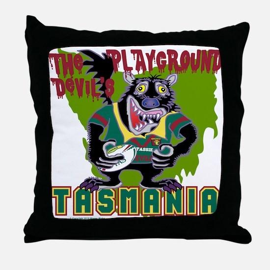 Tassie Throw Pillow