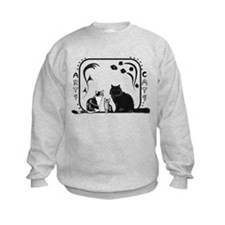 Arts and Cats Sweatshirt