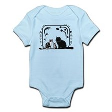 Arts and Cats Infant Bodysuit