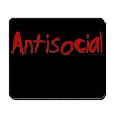 Antisocial Mousepad