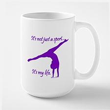 Gymnastics Mug - Life