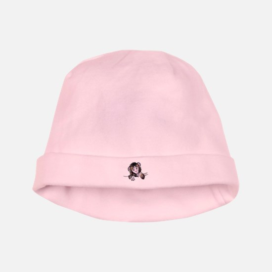 Pocket Monkey II baby hat