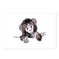 Pocket Monkey II Postcards (Package of 8)