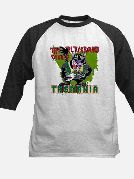 Tassie Kids Baseball Jersey