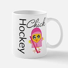 Hockey Chick Mug