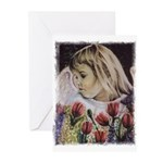 "Greeting Cards(Pk of 10) ""Angel Shan"