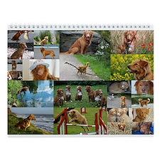 Toller Wall Calendar