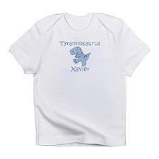 Tyrannosaurus Xavier Infant T-Shirt