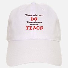 Those Who Can Do More TEACH Baseball Baseball Cap