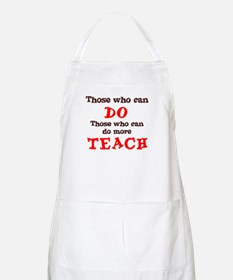 Those Who Can Do More TEACH Apron