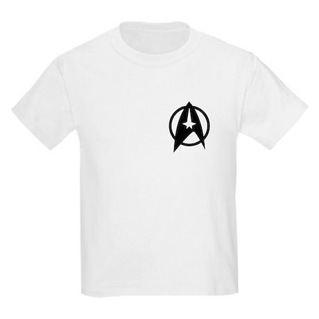Starfleet Logo Kids Light T-Shirt