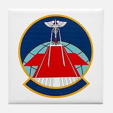 56th Aerospace Medicine Tile Coaster