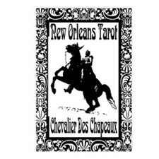 New Orleans Tarot Cards Postcards (Package of 8)