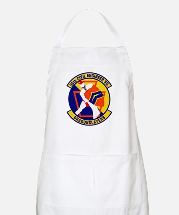 56th Civil Engineer BBQ Apron