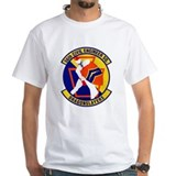 Air force squadron Mens Classic White T-Shirts
