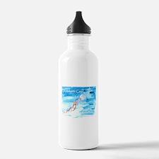A Makahiki Carol Water Bottle