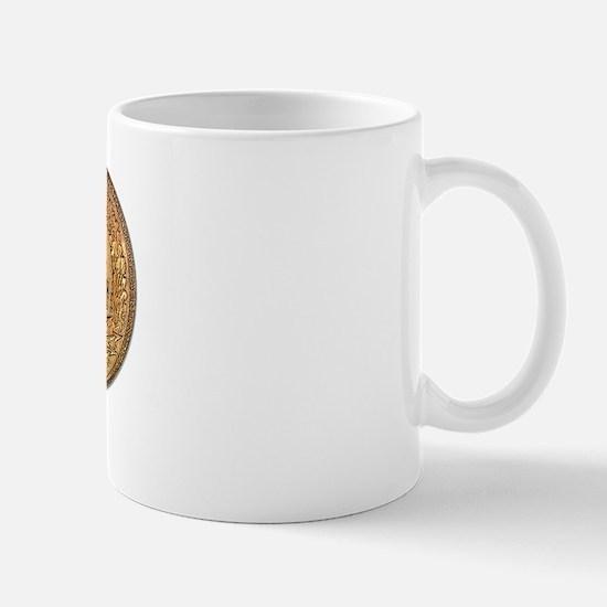 Indian Head Penny Double-Sided Mug