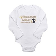 Women Are Like Angels Baby Outfits