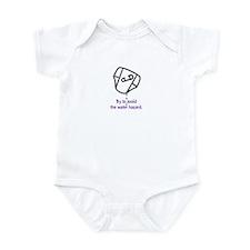 Golf - Hazard - Infant Bodysuit (Purple)