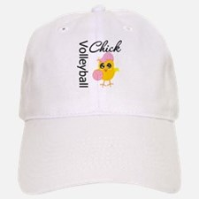 Volleyball Chick Baseball Baseball Cap