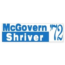 McGovern Shriver 1972