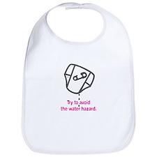 Golf - Hazard - Bib (Pink)