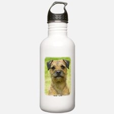 Border Terrier 8W44D-23 Sports Water Bottle