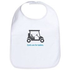 Golf - Carts - Bib (Blue)