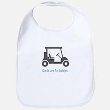 Golf - Carts - Bib (Blue)
