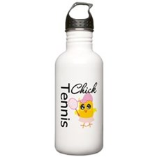 Tennis Chick Water Bottle