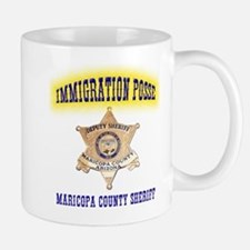 Maricopa Immigration Posse Mug