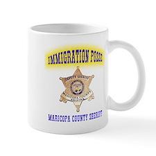 Maricopa Immigration Posse Mug