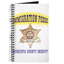 Maricopa Immigration Posse Journal
