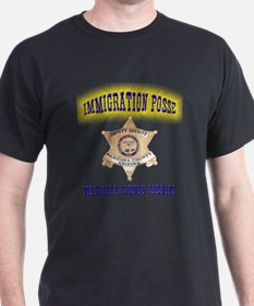 Maricopa Immigration Posse T-Shirt