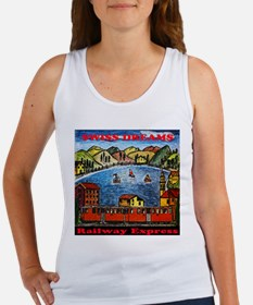 Swiss Dreams 2 Women's Tank Top
