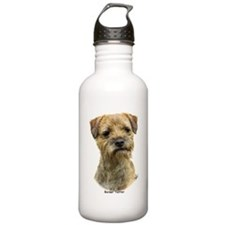 Border Terrier 9A21D-19 Water Bottle