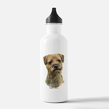 Border Terrier 9A21D-19 Water Bottle