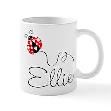 Ladybug Ellie Mug