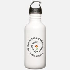 Normal vegan Water Bottle