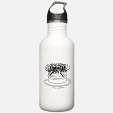 fifty schmifty Water Bottle