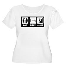 eat seep climb T-Shirt