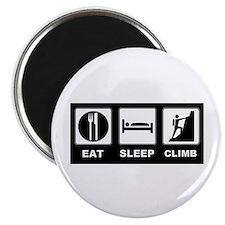 eat seep climb Magnet
