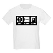 eat seep climb T-Shirt
