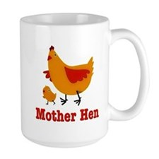 Mother Hen Chicken Mug